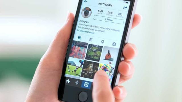 Está a chegar a nova área do Instagram