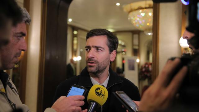 Agressões: Madeira Rodrigues reage após reunião do Conselho Diretivo