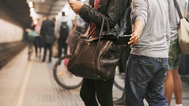 PSP detém quatro carteiristas em 24 horas