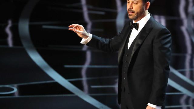 Jimmy Kimmel oferece emprego aos funcionários federais durante 'shutdown'