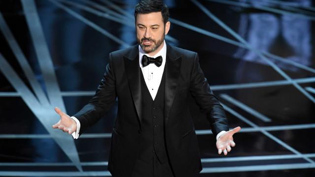 O que se passou no final dos Óscares? Apresentador explica