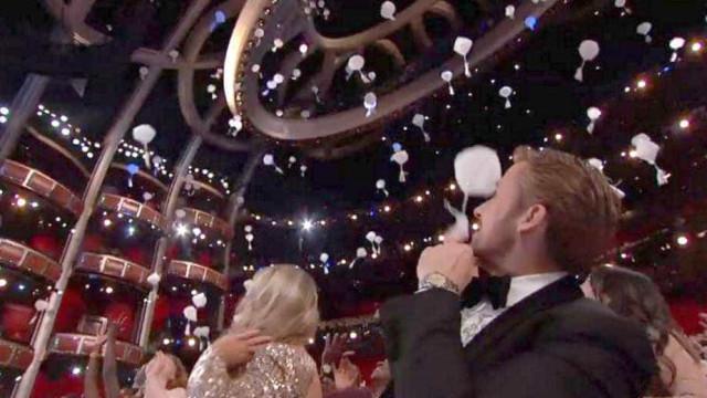 Choveram doces nos Óscares e a culpa foi de Jimmy Kimmel