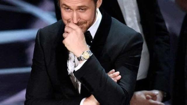 As várias reações da Internet a falhanço nos Óscares