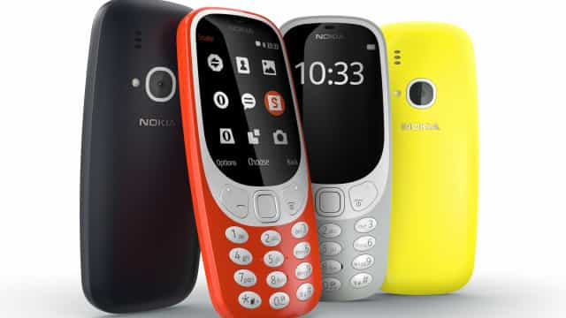 Nova versão do Nokia 3310 poderá ter uma (importante) novidade