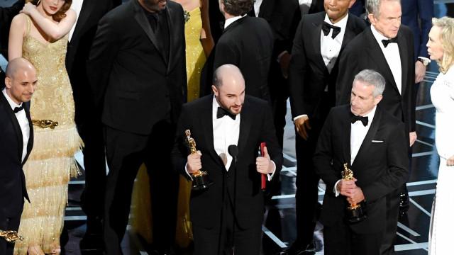 Jordan Horowitz explica como se sentiu quando percebeu erro dos Óscares