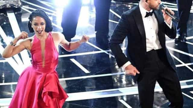 É portuguesa a bailarina que dançou com Justin Timberlake nos Óscares