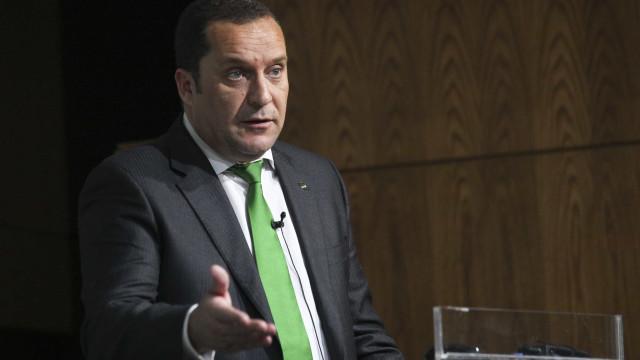 Pereira Cristóvão pede ação disciplinar contra Bruno de Carvalho