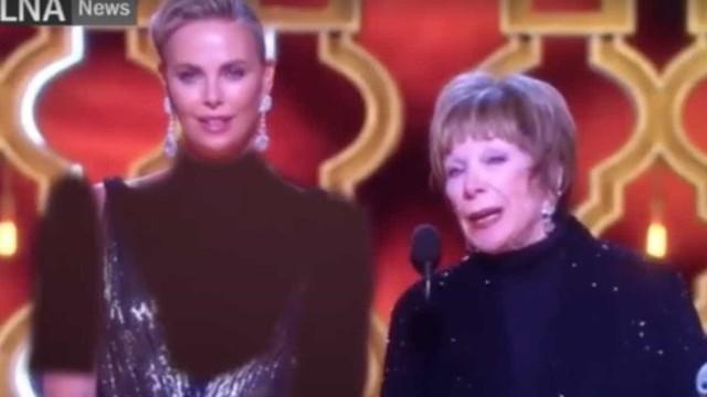 """E o Óscar para a """"melhor censura"""" vai para... a televisão iraniana"""