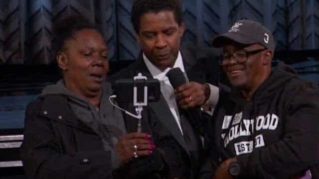 Óscares: Homem que Denzel casou tinha saído da prisão três dias antes