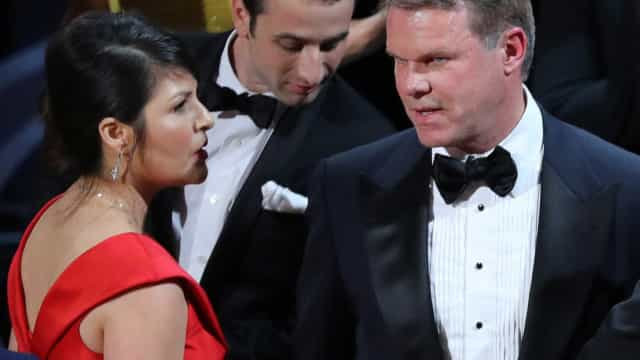 Consultores que erraram entrega de envelopes afastados dos Óscares