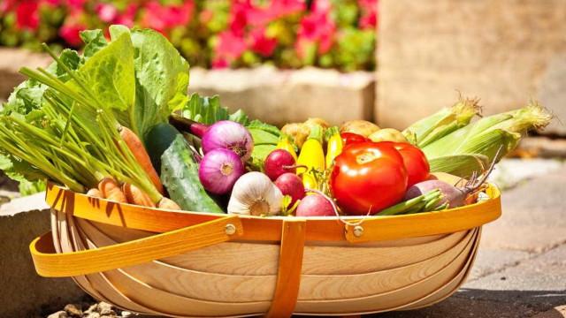 Pode não ser preciso comer tantos vegetais e frutas para ter saúde