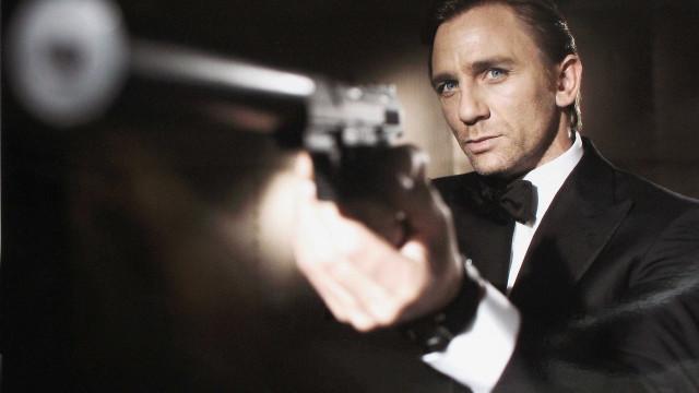 Próximo 'James Bond' chega às salas de cinema em 2019