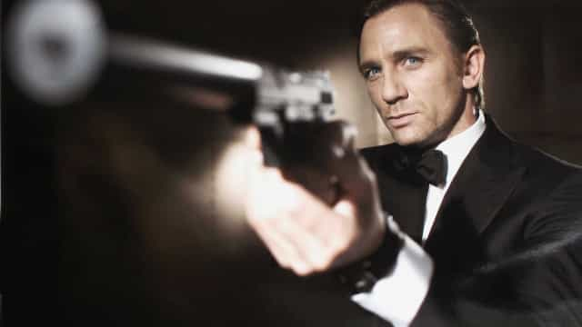 Novo filme do agente secreto James Bond em novembro de 2019