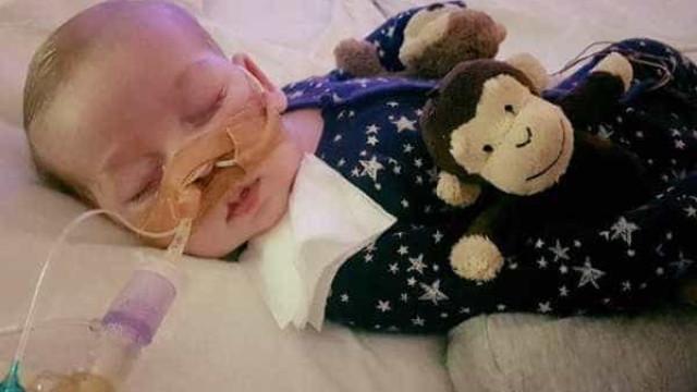 Morreu o bebé Charlie Gard