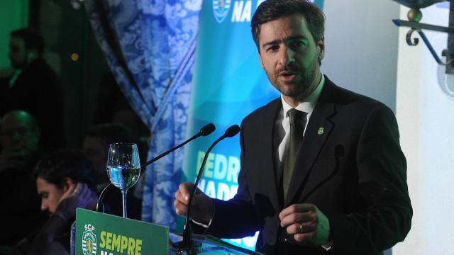"""Pedro Madeira Rodrigues exige saber se Bruno de Carvalho """"desviou fundos"""""""