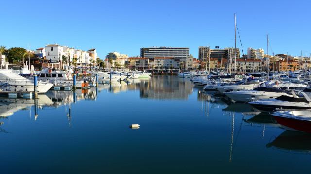 Burla de 5 milhões de euros com barcos de luxo em Vilamoura