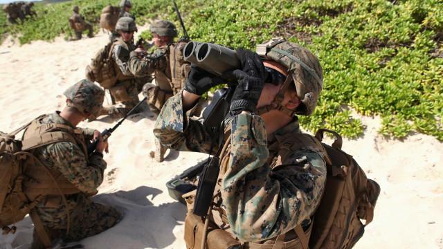 EUA declaram a morte dos cinco fuzileiros navais desaparecidos no Japão
