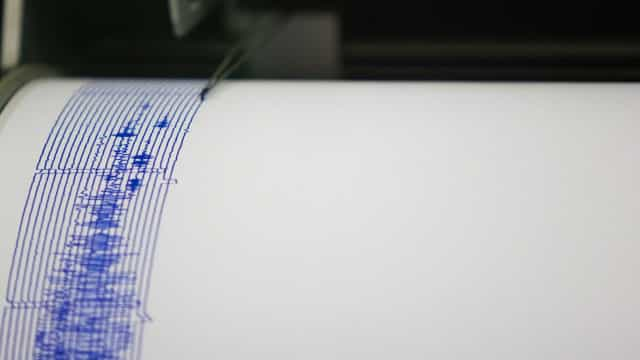Depois do Alentejo, sismo de magnitude 2.5 sentido nos Açores