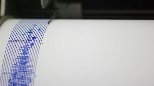 Sismo de 3,9 na escala de Richter foi sentido em várias regiões