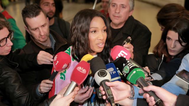 Patrícia Mamona afirma ter sido vítima de racismo em discoteca lisboeta
