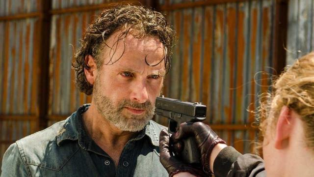 Há novidades quanto ao futuro da série 'The Walking Dead'