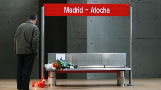 Detido em França homem que pode estar ligado aos atentados de Madrid