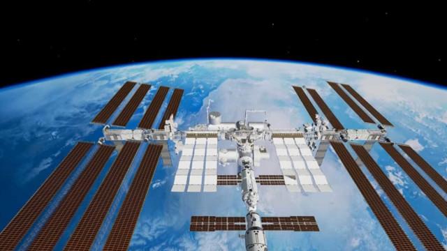 Estação Espacial já recebeu o jantar de Natal