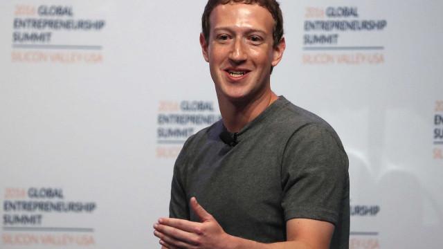 Mark Zuckerberg já é o terceira pessoa mais rica do mundo