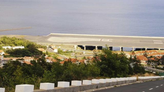 """Aeroporto da Madeira tem """"lacunas"""" em equipamentos de leitura dos ventos"""