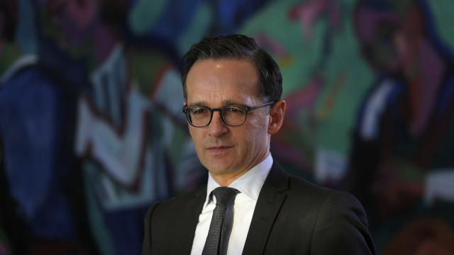 Síria: Alemanha disposta a assumir responsabilidades na reconstrução