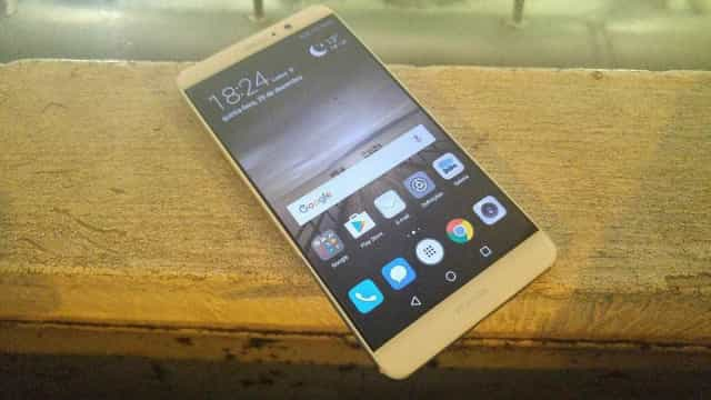 Este é o ecrã do próximo topo de gama da Huawei, o Mate 10