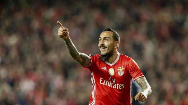Benfica chega a acordo com o Marselha e Mitroglou tem viagem marcada