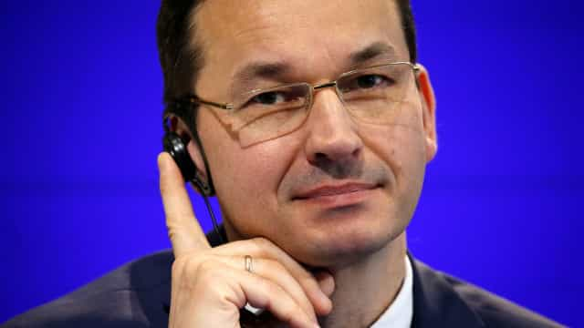 Morawiecki cancela visita a Israel para reunião do Grupo de Visegrad
