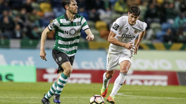 Oficial: Paulo Oliveira deixa Sporting