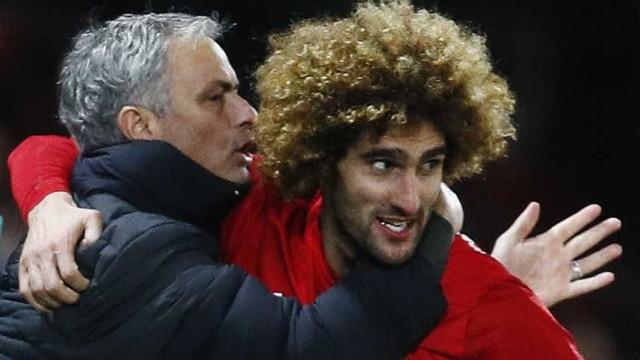 Fellaini rejeita proposta e deixa Mourinho embasbacado