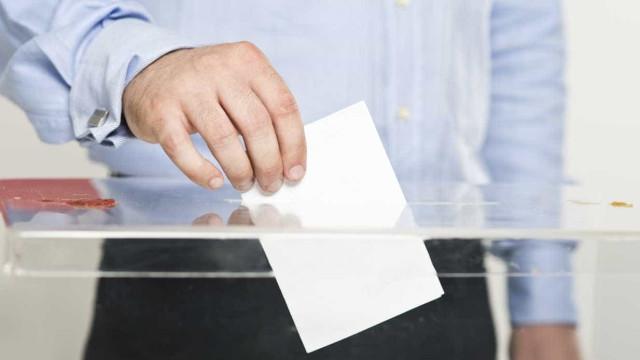 Assim será estará ordenado o boletim de voto nas eleições na Madeira