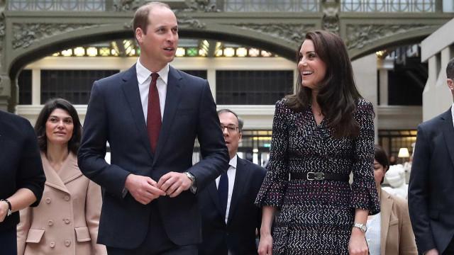 Príncipe William não quer ter mais filhos