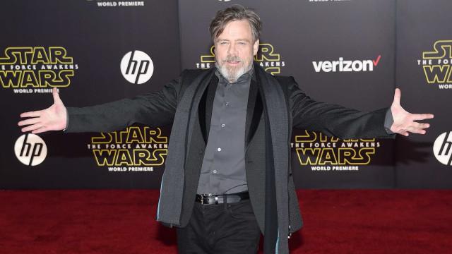Mark Hamill, o eterno Luke Skywalker, vai ter estrela no Passeio da Fama