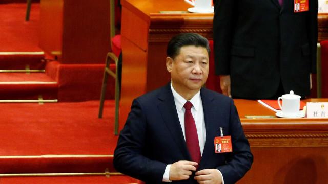 Presidente chinês diz que pais está pronto para enfrentar invasão