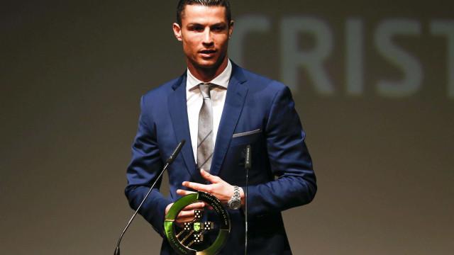 Ronaldo a patrocinar investimentos de risco. Deu polémica, com certeza
