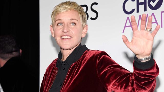 Ellen ao estilo Kim Kardashian… grávida e com um enorme rabiosque