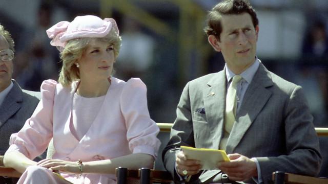 Serão divulgados vídeos sobre a vida íntima da princesa Diana