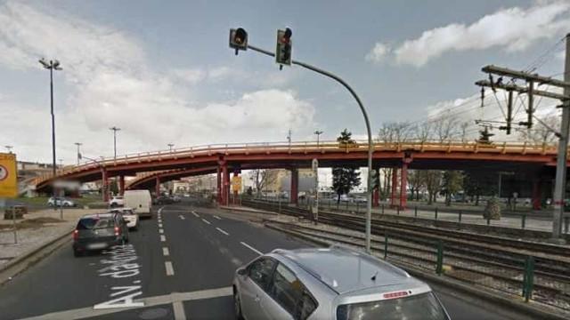 Viaduto de Alcântara encerrado após (mais um) acidente com camião