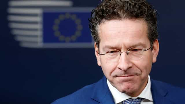 "Centeno escolhido entre ""quatro candidatos excelentes"", diz Dijsselbloem"