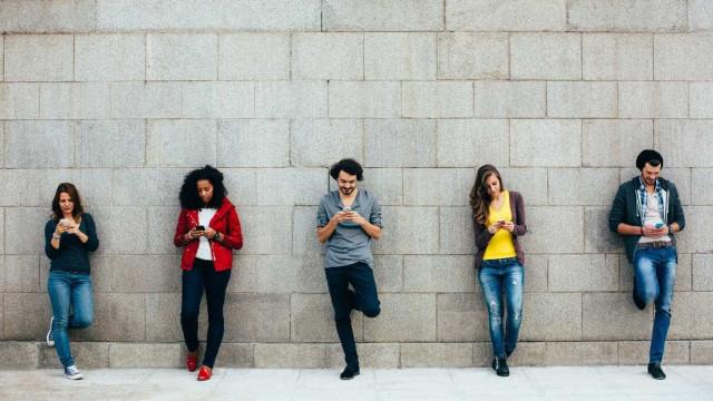 Há uma nova app de mensagens a fazer sucesso entre os estudantes