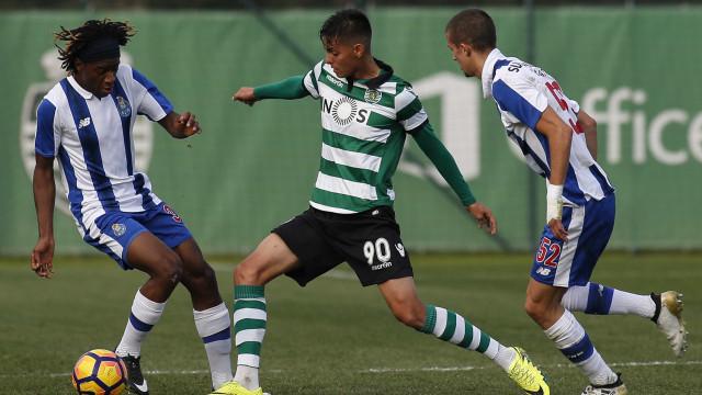 Oficial: Sporting empresta Leonardo Ruiz ao Boavista