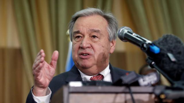 ONU quer mobilizar outros doadores face a eventuais cortes dos EUA