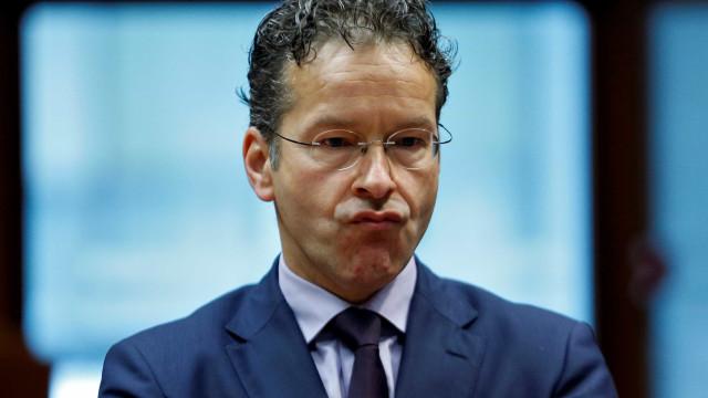 """Eurogrupo, poderoso órgão  """"opaco"""", vai eleger 3.º presidente amanhã"""