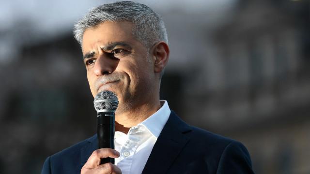 Presidente da câmara de Londres pede novo referendo sobre saída da UE