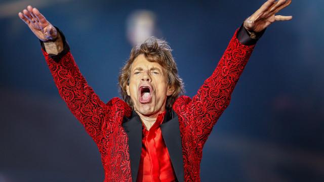 Mick Jagger prepara-se para voltar aos palcos após operação ao coração
